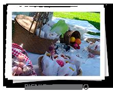mesa&afins - Eventos Temáticos: Picnic - Cristiano