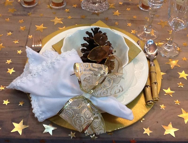 mesa&afins - Palestra: Como Preparar uma Mesa de Natal, imagem 05